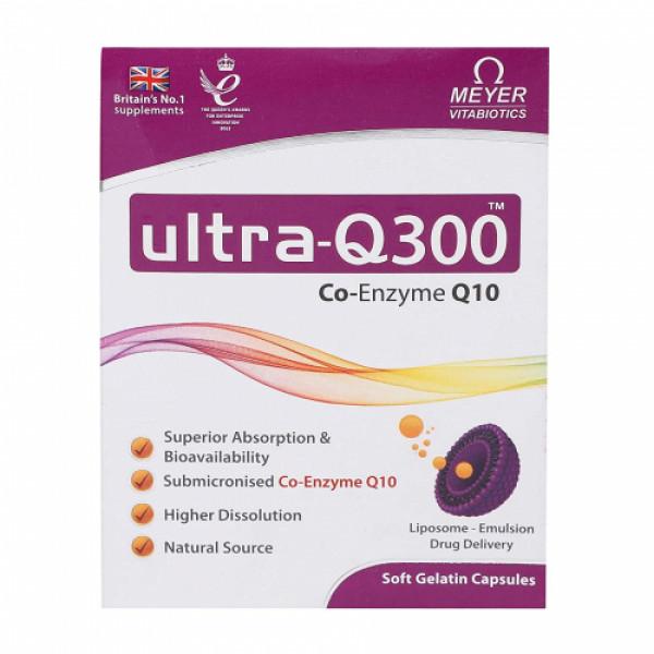 Ultra CO - Q300, 15 Capsules