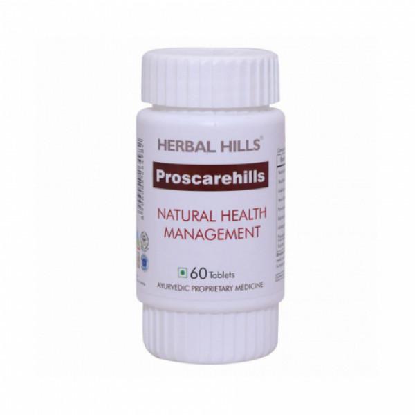 Herbal Hills Proscarehills, 60 Tablets