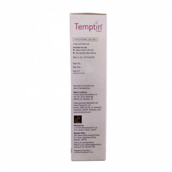 Temptin Spf 20 Lotion, 60ml