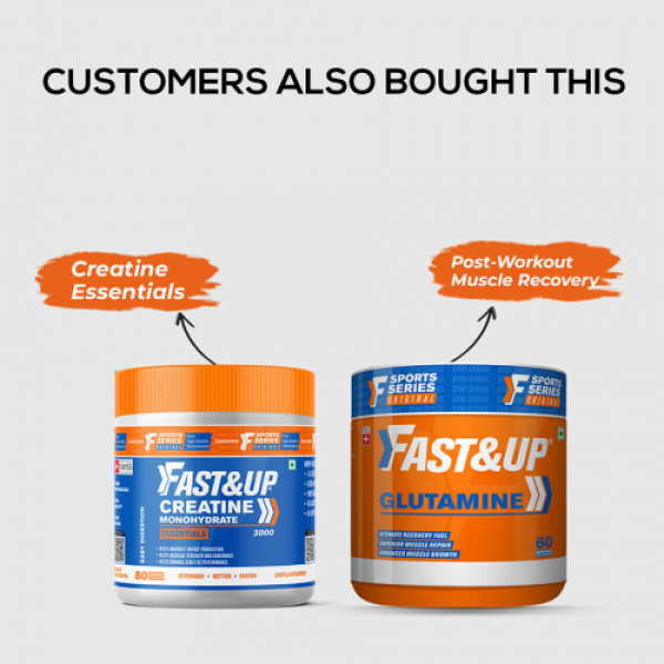 Fast&Up Citrulline Malate Essentials unflavoured, 100 Servings
