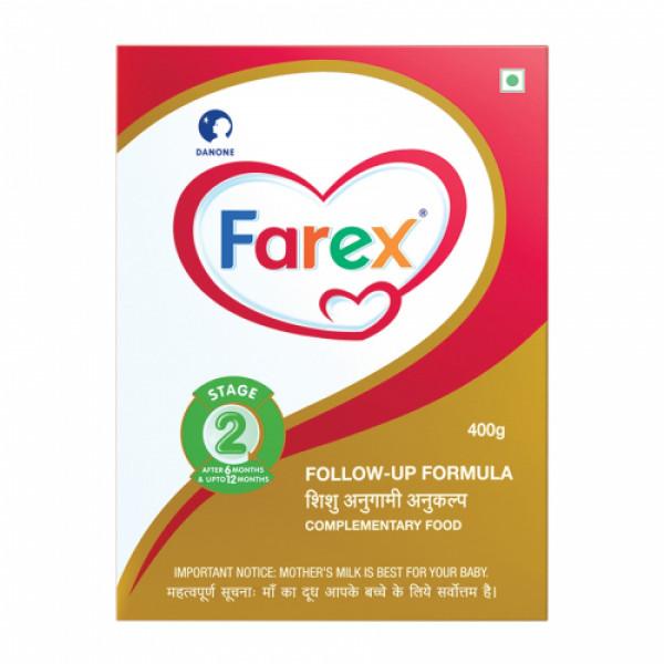 Farex 2 Follow Up Gentle Formula, 400gm