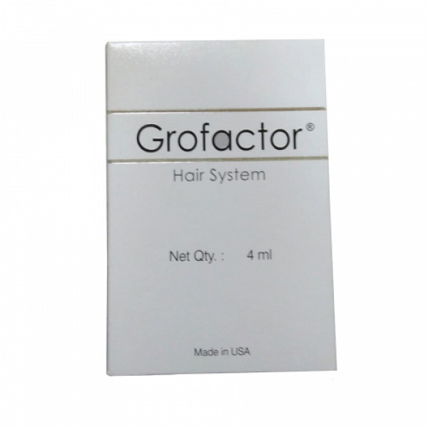 Grofactor Hair System, 4ml