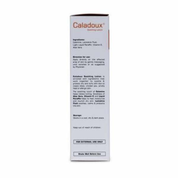 Caladoux Soothing Lotion, 100ml