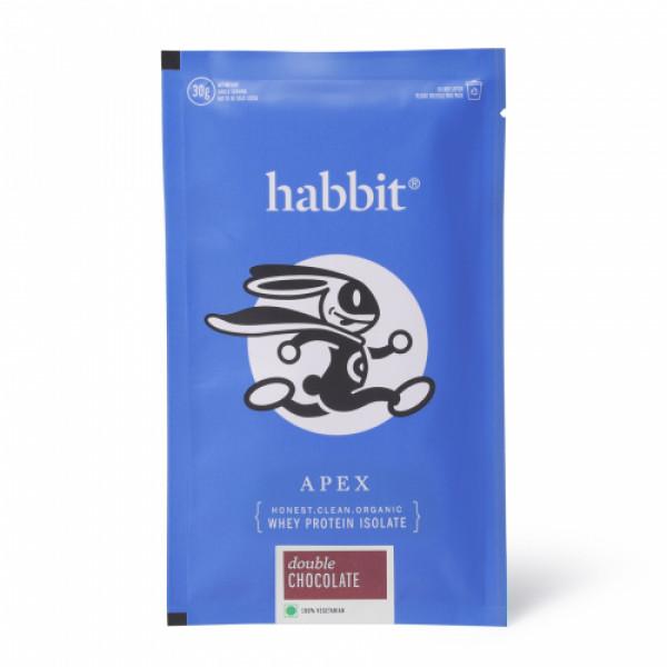 Habbit Apex Whey Isolate Protein Variety Pack Powder, 210gm
