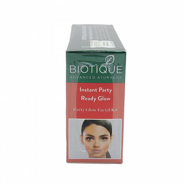 Biotique Bio Party Glow Facial Kit, 65gm