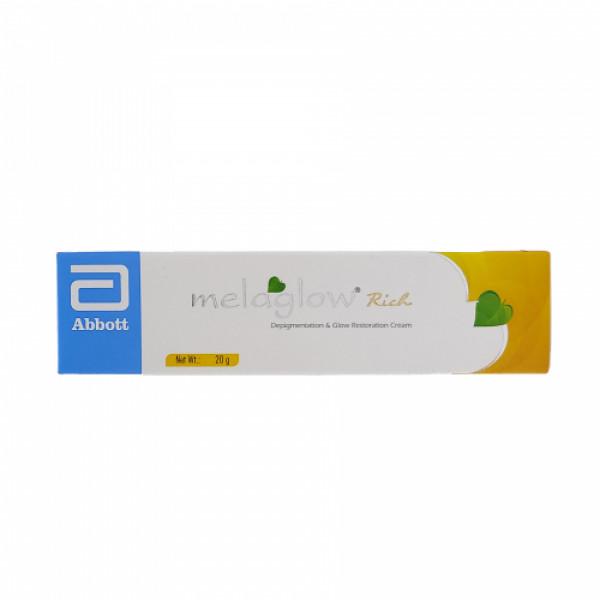 Melaglow Rich Cream, 20gm