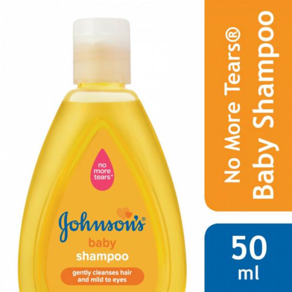 Johnson's Baby Shampoo, 50ml
