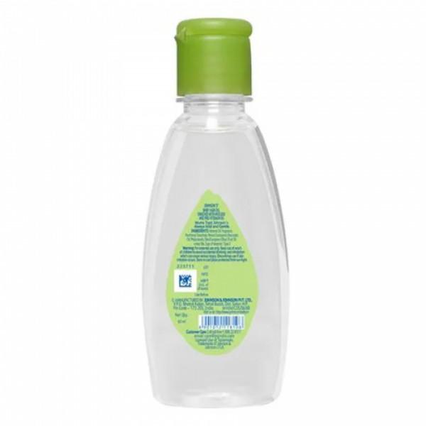 Johnson's Baby Hair Oil, 60ml