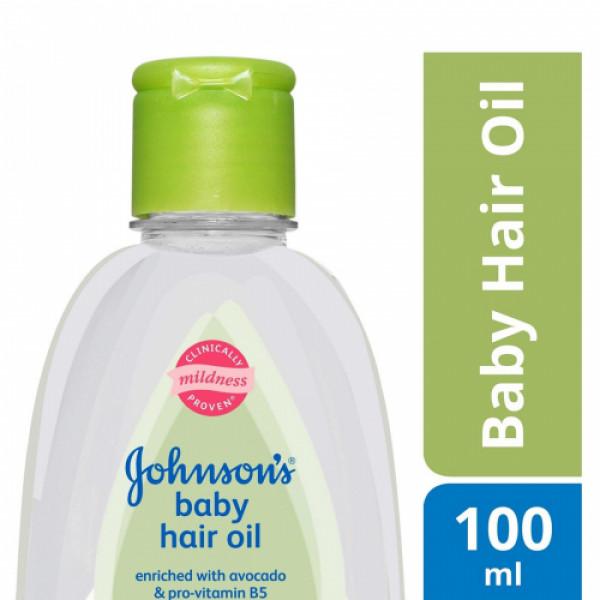 Johnson's Baby Hair Oil, 100ml
