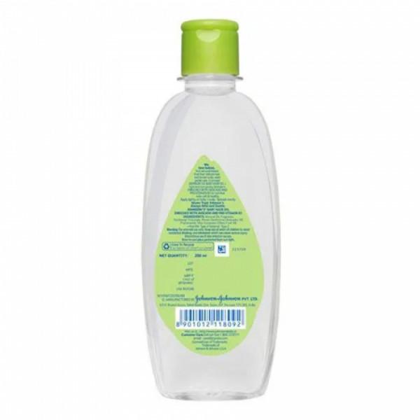Johnson's Baby Hair Oil, 200ml
