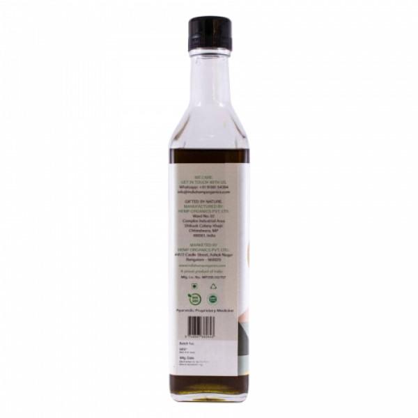 India Hemp Organics Hemp Seed Oil, 500ml