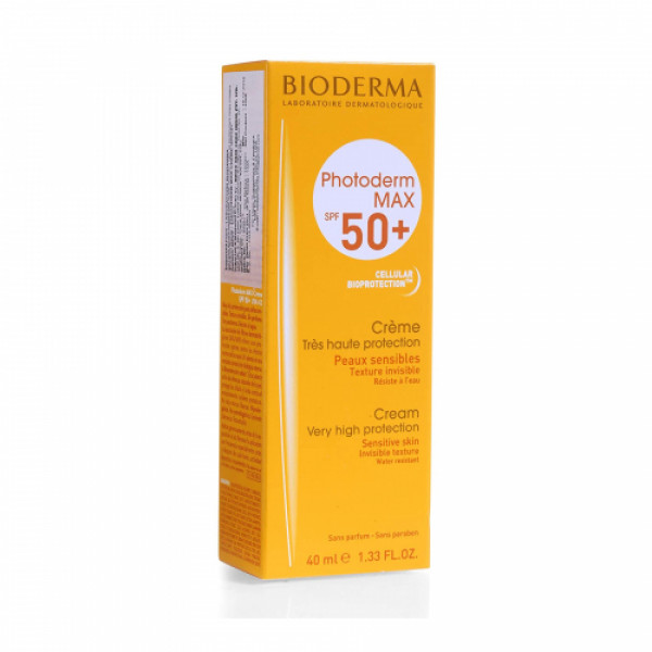 Bioderma Photoderm Max SPF 50 Cream, 40ml