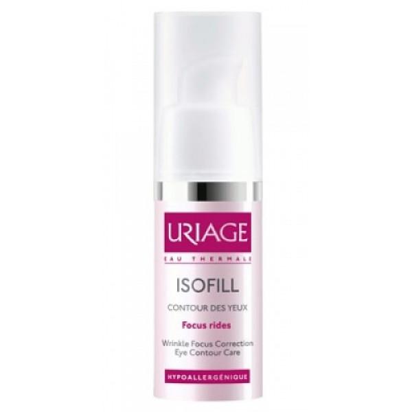 Uriage Isofill Eye Contour, 15ml