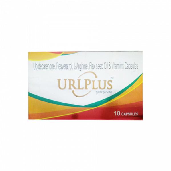 Urlplus, 10 capsules