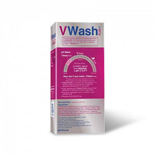 V Wash Plus Liquid Wash, 200ml