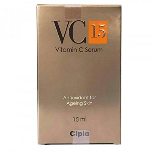 VC 15 Vitamin C Serum, 15ml