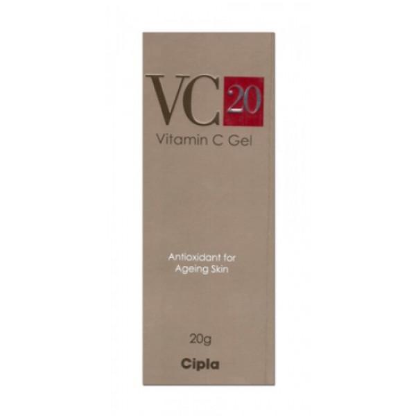 VC 20 Vitamin C Gel, 20gm