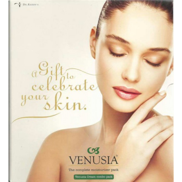 Venusia Cream Combo Pack