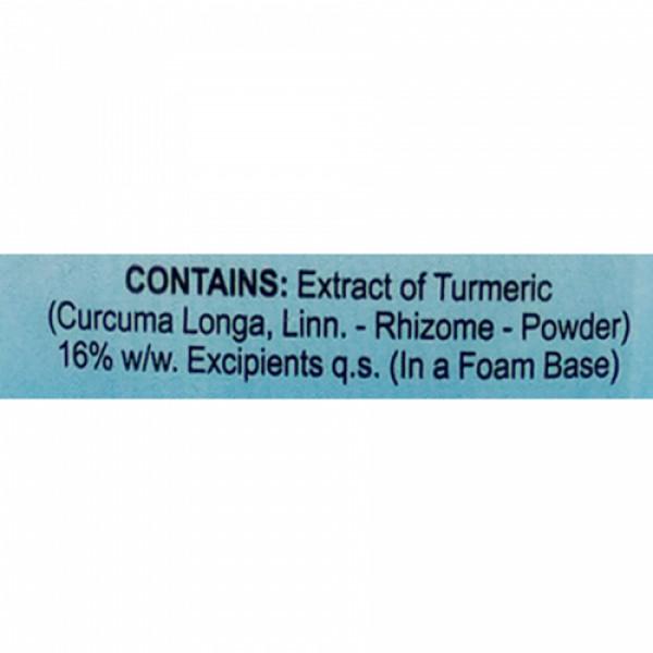 Vicco Turmeric Cream With Foam Base, 70gm