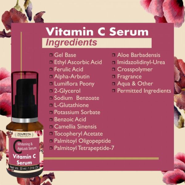 Zenvista Vitamin C Serum, 30ml