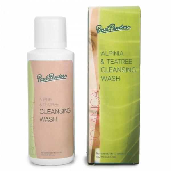 Paul Penders Alpina & Tea Tree Cleansing Wash, 150ml