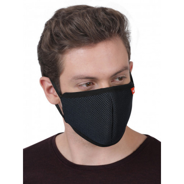 Wildcraft Hypa Shield - Reusable Outdoor Protection Face Mask (Small)