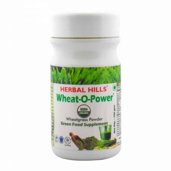 Herbal Hills Wheat-O-Power Powder, 100gm