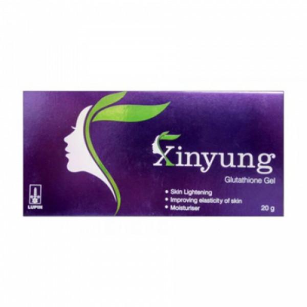 Xinyung Glutathione Gel, 20gm