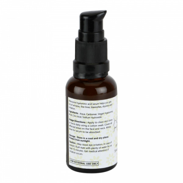 Mensome Hyaluronic Acid Serum, 30ml