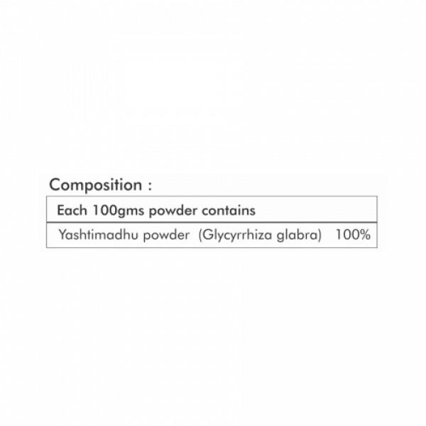 Herbal Hills Yashtimadhu Powder, 1Kg (Pack Of 2)