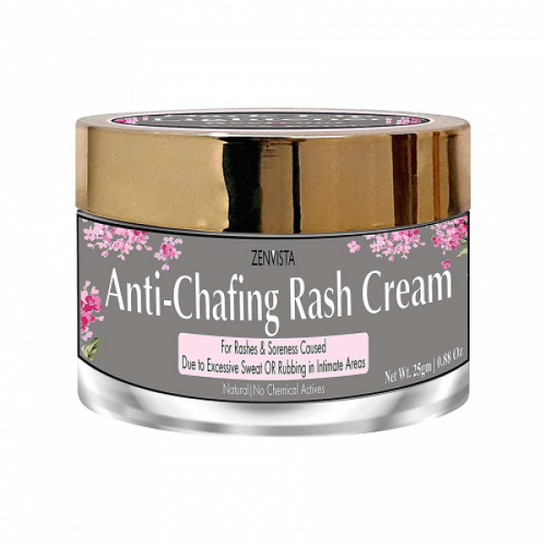 Zenvista Anti-Chafing Cream, 25gm