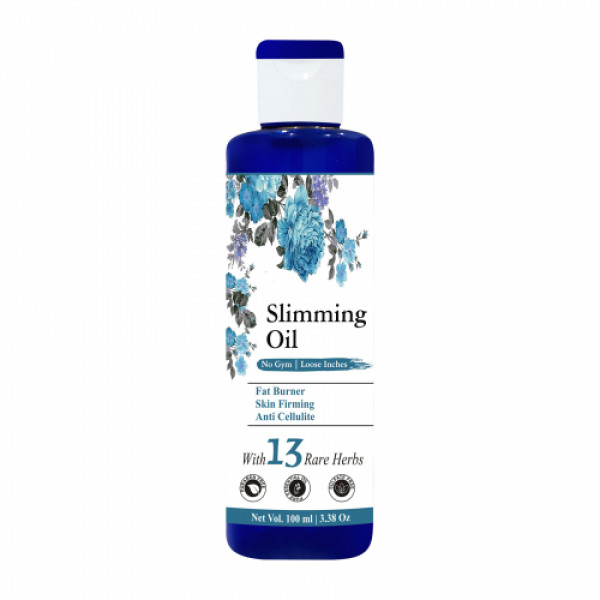Zenvista Slimming Oil, 100ml