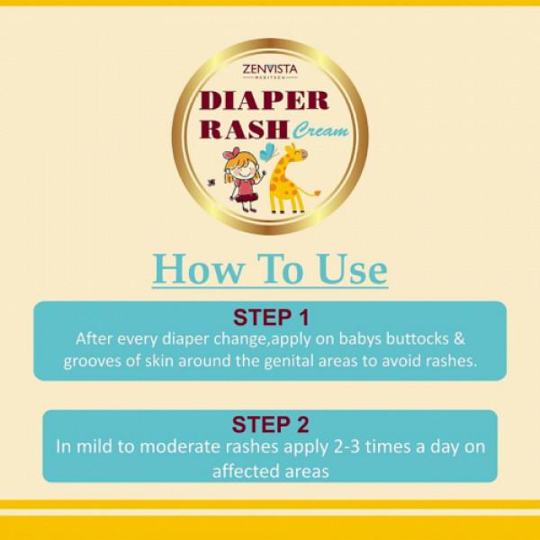 Zenvista Diaper Rash Cream, 25gm