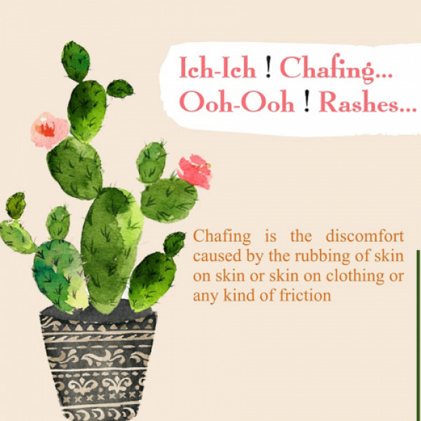 Zenvista Rash Free Anti Chafing Cream, 25gm