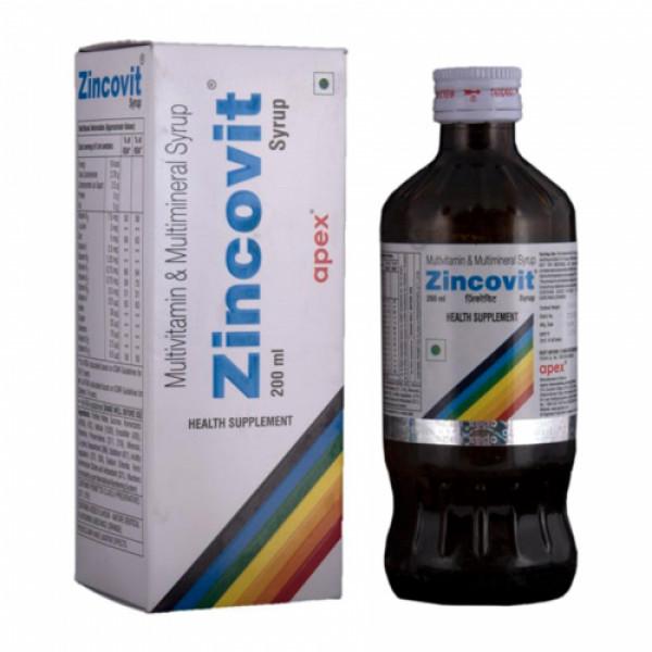 Zincovit Syrup, 200ml
