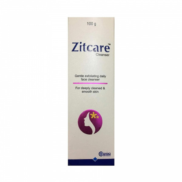 Zitcare Cleanser, 100ml