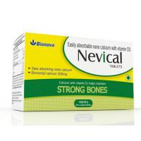 Bionova Nevical, 10x10 Tablets