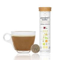 Wellbeing Nutrition Grandma's Kadha Effervescent, 15 Tablets