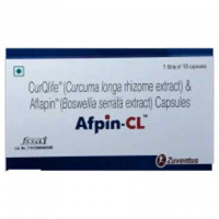 Afpin CL, 10 Capsules