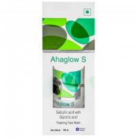 Ahaglow S Foaming Face Wash, 100ml