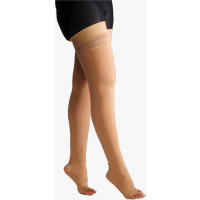 Dyna Comprezon Varicose Vein Stockings - Class 2AG (Upto Groin) 26-29 Cms (L)