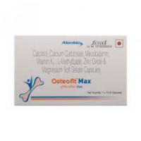 Osteofit Max, 10 Capsules