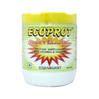 Ecoprot Chocolate & Banana, 200gm