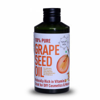 Nature's Veda Grape Seed Oil, 150ml