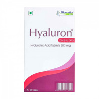Hyaluron 200mg, 20 Tablets