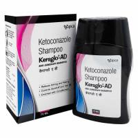 Keraglo AD Shampoo, 75ml