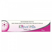 Kojivit Plus Gel, 15gm