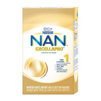 Nan Excellapro Stage 1 Infant Formula Refill Pack, 400gm