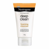 Neutrogena Deep Clean Foaming Cleanser, 50gm