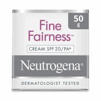 Neutrogena Fine Fairness Cream SPF20, 50gm